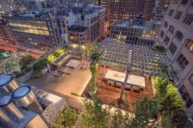 100 Tribeca Roof Common Evan C Lai Landscape Design Inc
