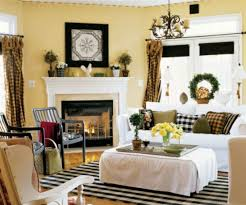 Nice Inspiration Ideas Country Living Room 21 Decorating For Extraordinary Of Good