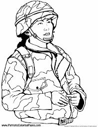 Army Color Pages 14 Plush Design Ideas Coloring 49