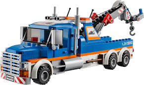 Lego 60056 Tow Truck