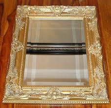 objekte nach 1945 repro spiegel barock wandspiegel silber
