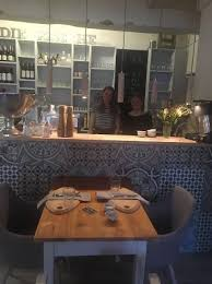 theke bild die küche esszimmer bamberg tripadvisor