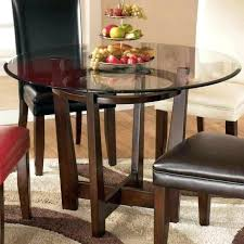 Wood Pedestal Dining Table Set Round Cheap Sets