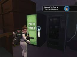 Ghostbusters: The Video Game – The Video Game Soda Machine Project