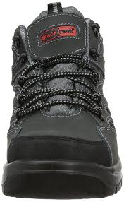 Womens Work And Safety Shoes by Blackrock Unisex Safety Shoes Sf37 Black Grey 12 Uk 47 Eu