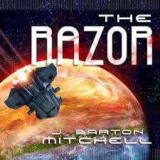 100 The Razor J Barton Mitchell Travis Baldree 9781684416424 Amazon