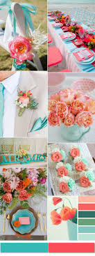 2017 Most Trendy And Hot Color Combinations Based On The Wedding Report