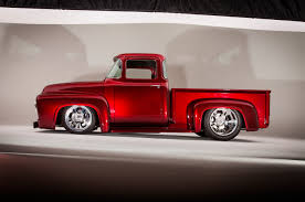 100 1956 Ford Truck F100 Want One Just Like It Hot Rod Network