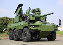 100 Armored Truck Driver Jobs Jaguar Strapped To The Nines With Sensors Weaponry And A Paint Job