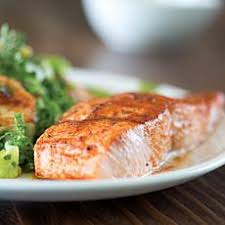 Maple Chili Salmon By Muriel Angot With Andrew Lessman