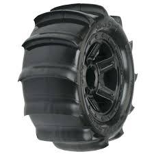 100 Sand Tires For Trucks ProLine Sling Shot 22 Mounted 116 ERevo