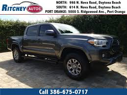 100 Used Trucks Melbourne Fl Toyota For Sale In Daytona Beach FL Ritchey Autos