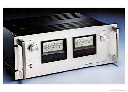 Pioneer Spec 4 Manual Stereo Power Amplifier HiFi Engine