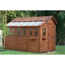 Everton 8 X 12 Wood Storage Shed by Sheds U0026 Storage Costco