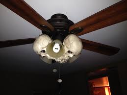 Wicked Witch Leg Lamp Walgreens by Easy Way To Decorate Ceiling Fan With 3 Dollar Store Skulls