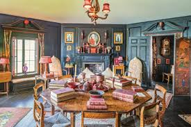 Colonial American French English And Asian Decorative Objects All Make Their Home In Beauports