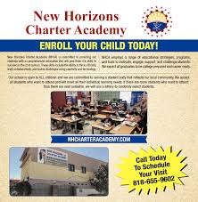 100 Century 8 Noho New Horizons Charter Academy Independent K Charter