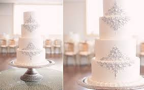 Jewelled Beaded Winter Wedding Cakes Cake Geek Magazine