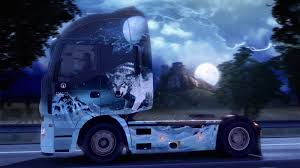 100 Cool Paint Jobs On Trucks Euro Truck Simulator 2 Ice Cold Pack 2013 Promotional