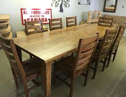 Oak Diningroom Tables Vintage Furniture Dining Room Set With