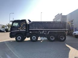 VOLVO FMX13 500 Sleeper Cab, Euro 6 Dump Trucks For Sale, Tipper ...
