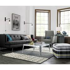 100 cb2 piazza velvet storm sofa 100 cb2 piazza sofa