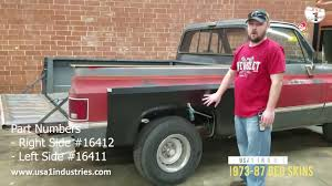 1973-87 CHEVY & GMC TRUCK BED SIDE SKIN! - YouTube Car Brochures 1973 Chevrolet And Gmc Truck Chevy Ck 3500 For Sale Near Cadillac Michigan 49601 Classics Classic Instruments Store Gstock 197387 Chevygmc Package Gmc Pickups Brochures1973 Ralphie98 Sierra 1500 Regular Cab Specs Photos Pickup Information Photos Momentcar The Jimmy Pinterest Rigs Trucks 6500 Grain Truck Item Al9180 Sold June 29 Ag E Bushwacker Cut Out Style Fender Flares 731987 Rear 1987 K5 Suburban Dash Cluster Bezel Parts Interchange Manual Cars Bikes Others American Stock