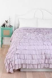 Pink Ruffle Curtains Urban Outfitters by Waterfall Ruffle Curtain Cool Grey Urban Outfitters Home