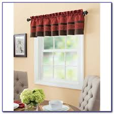 kitchen curtains and valances diy chairs home decorating ideas