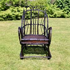 Beaver Chew Hickory Chair   Handmade Adirondack Rustic Furniture ... Quality Bentwood Hickory Rocker Free Shipping The Log Fniture Mountain Fnitures Newest Rocking Chair Barnwood Wooden Thing Rustic Flat Arm Amish Crafted Style Oak Chairish Twig Compare Size Willow Apninfo Amazoncom A L Co 9slat Rocker Bent Wood With Splint Woven Back Seat Feb 19 2019 Bill Al From Dutchcrafters