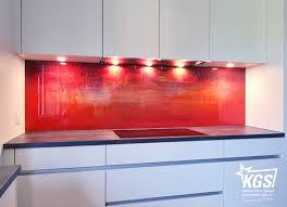 glas küchenrückwände mit individuellem digitaldruck kgs