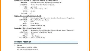 Format Of Resume For Teachers Awful Teaching Sample Teacher Without Experience Assistant No Cover