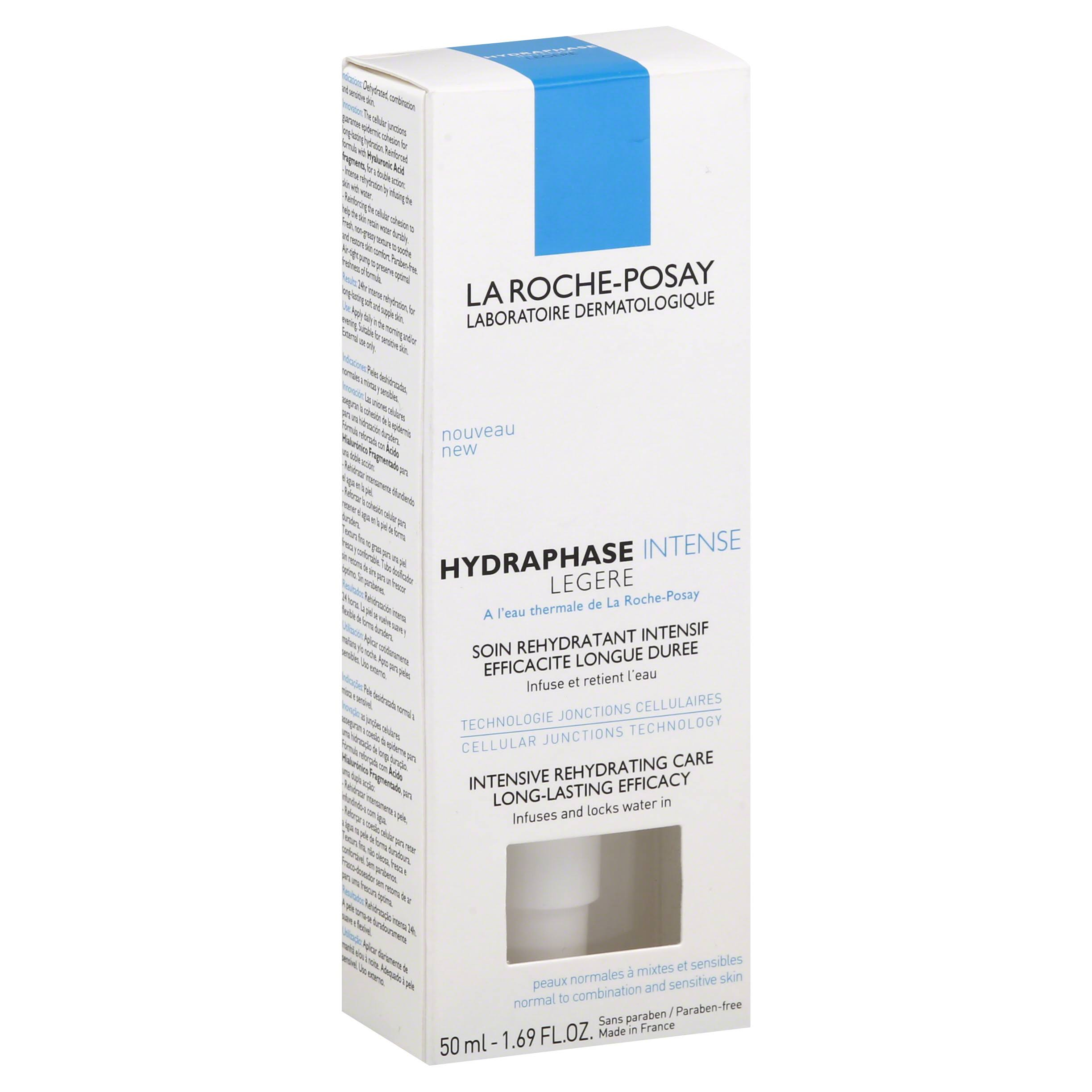 La Roche Posay Hydraphase Intensive Legere Rehydrating Care Moisturizer - 50ml