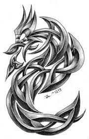 Celtic Tattoos Especially Dragon With Image Tattoo Designs Gallery