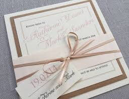 Anne Marie Wedding Invitation Set
