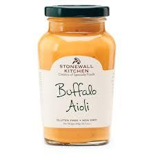 Buffalo Aioli Condiments
