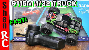 100 Micro Rc Truck 9115M 132 24G 2WD Micro RC Truck Virhuck UNBOXING REVIEW YouTube
