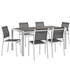 Wayfair Furniture Kitchen Sets by Aluminum Dining Chairs Outdoor Aluminum Kitchen Chairs Kitchen