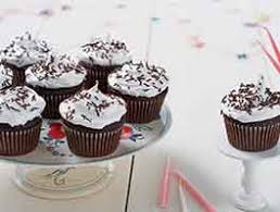 Morning Glory Muffins Favorite Fudge Birthday Cupcakes With 7 Minute Icing