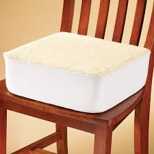 Incredible Brilliant Chair Padding Foam Extra Thick Cushion Cushions Miles Kimball In Large Ideas