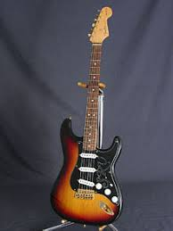 A Stevie Ray Vaughan Signature Stratocaster Based On Number One