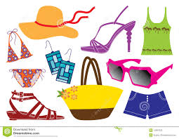 Summer Clipart Clothing 4