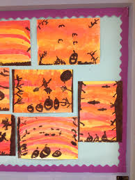 Halloween Acrostic Poem Words by Halloween Paintings And Poetry By 3rd Class St Dominic U0027s