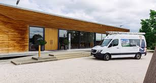 100 House Van Sustainable House Building With The Sprinter Mercedes