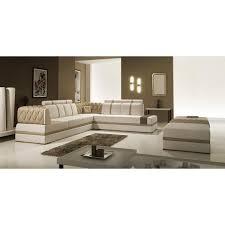 Carl 3 Seater Leather Sofa Tan