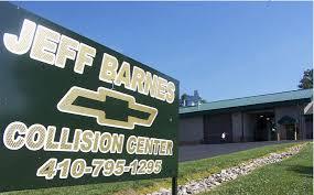 Chevrolet Auto Body Shop & Collision Center