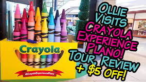 $7 Crayola Experience Coupon Code (all Locations), Review ...