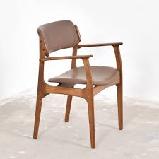 Accent Chairs Accent Chair With Wood Arms Elegant Arm Chair By
