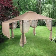Hampton Bay Patio Umbrella Replacement Canopy by Garden House Gazebo Replacement Canopy Riplock 350 Garden Winds