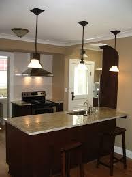 Narrow Galley Kitchen Ideas by Kitchen Minimalist Maple Cabinet Corridor Style Kitchen Design